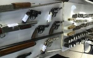 Desarme en Tunjuelito