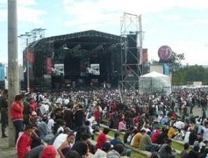 Fiesta Multiciolor Parque Simón Bolívar
