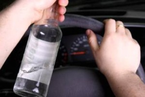 Conducción en estado de embriaguez