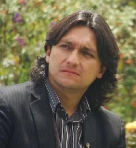 Concejal Diego García Bejarano