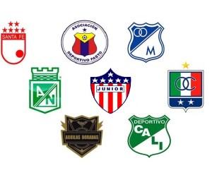 Cuadrangulares Fútbol colombiano