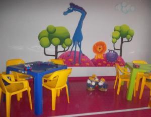Actividades lúdicas y artísticas para niños de Bosa