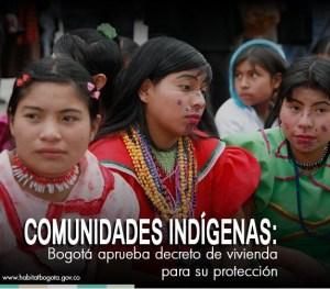 Subsidio de vivienda para indígenas