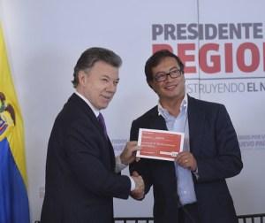 Metro para Bogotá