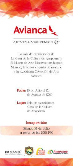 Invitación Anapoima