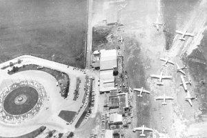 Aeropuerto Techo