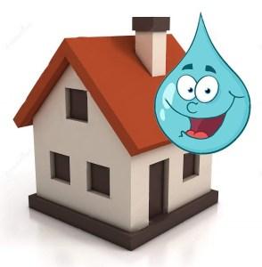 Cortes de agua casa