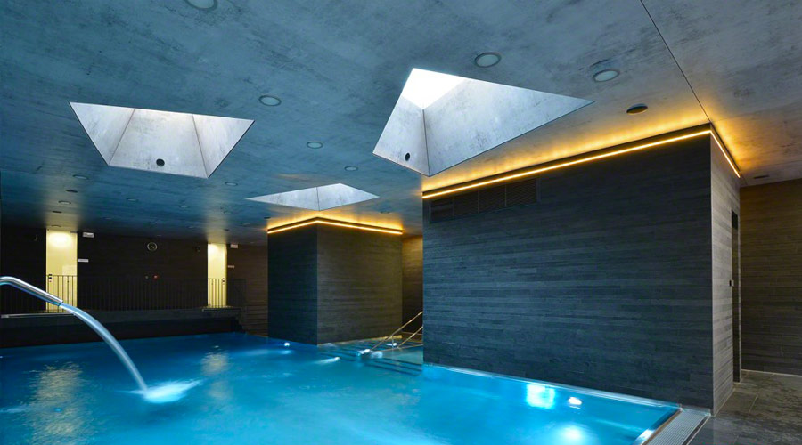 Barrisol Applications  Swimming  Leisure Projects