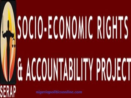 National Assembly principal officers in fresh budget padding – SERAP alerts Buhari