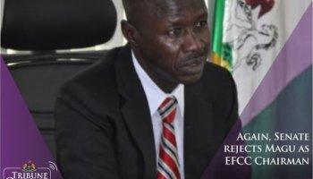 EFCC alleges plot to frame Magu