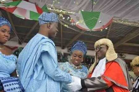 Image result for Oyo Governor, Makinde Scraps School Fees, Donates Salary To Pensioners