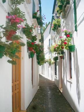 Barrio de la Villa Priego de Córdoba