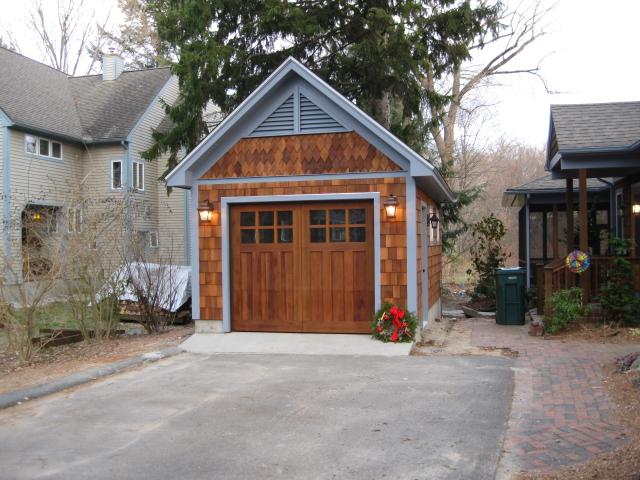 Garage Addition in Northampton MA  Barron  Jacobs