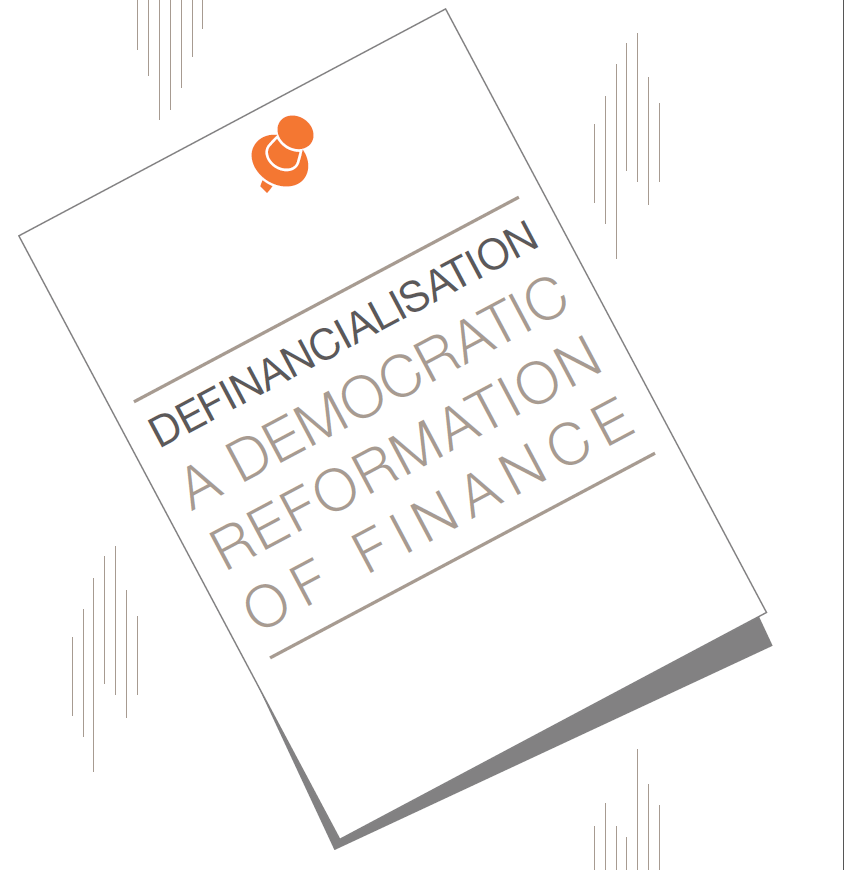 IPPR report argues for a democratic reform of financial