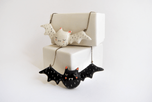 Halloween Vampire Pendants