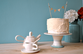 Cake Stand y Juego cafe o te