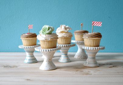 Cupcake Stands / Porta Cupcakes