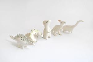 Dinosaurios Jurassic Clay
