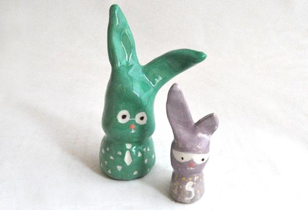 Pareja de conejos