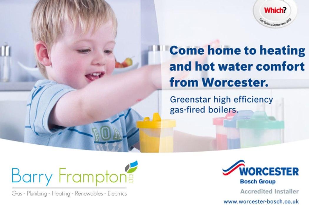 Heat and hot water comfort Worcester