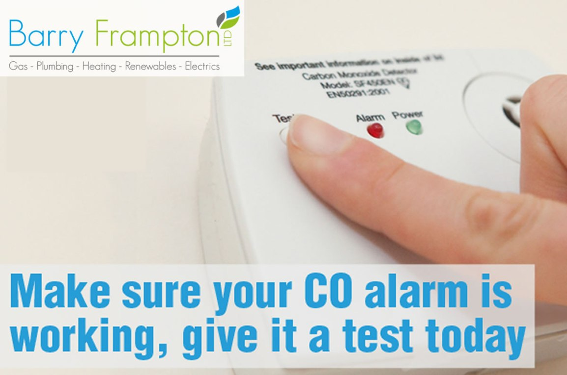 Test Your CO2 Alarm