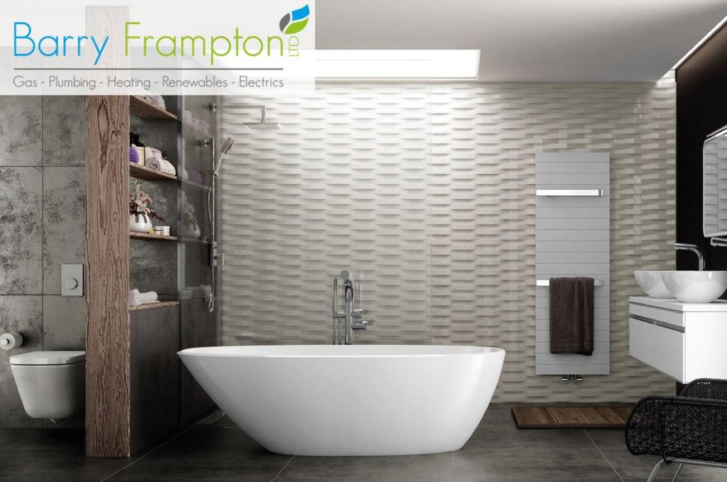 Modern Bathroom Lymington Hampshire New Forest Dorset Installer