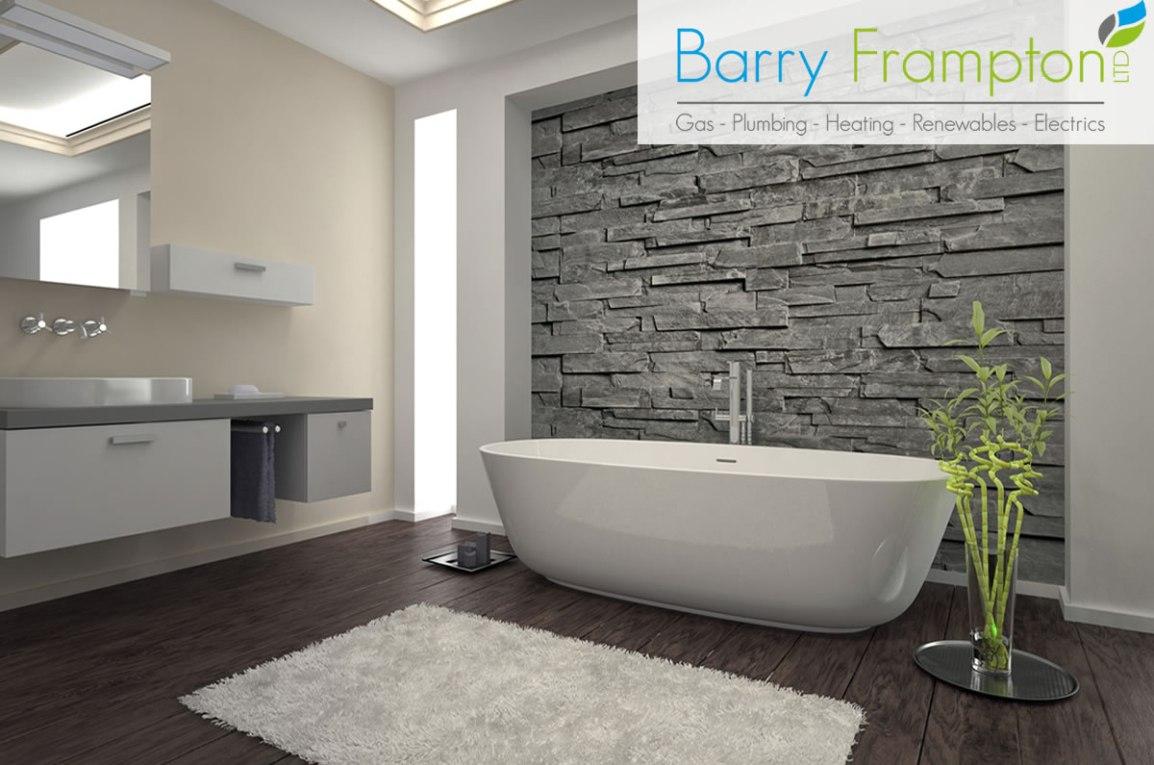 Large Open Plan Bathroom Lymington Hampshire New Forest