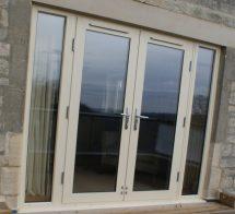 Aluminium French Doors - Barry Hunt Windows