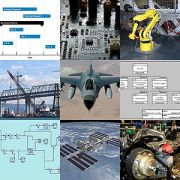 A collage of Systems Engineering applications/...