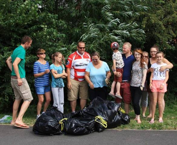Copeland Park – Community Litter Pick