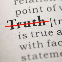 """Trump Free Zone – But what of Politicians and """"Truth"""""""