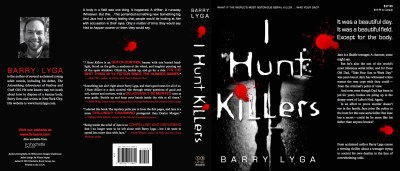 I Hunt Killers whole cover
