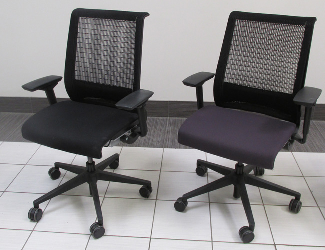adjustable drafting chair covers for chairs with arms wedding used steelcase think | office furniture toronto, gta