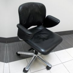 Herman Miller Chair Sale Cover Hire Kettering Leather Chair, Geoff Hollington, Movie Rentals, Toronto