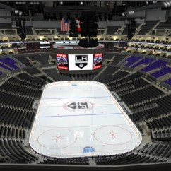 Skate Chair Staples Antoinette Accent Pros Cons Seating Center Los Angeles Kings Game Sec 310
