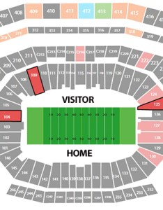 also levi   stadium guide seating chart reviews rh barrystickets