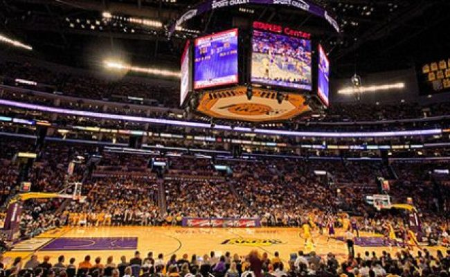 How Much Are Lakers Tickets At The Staples Center