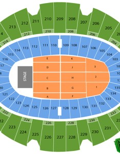 La forum seating chart concert views also best the concerts rh barrystickets