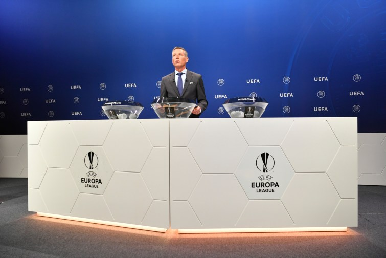 UEFA Europa League 2019/20 Preliminary Round Draw