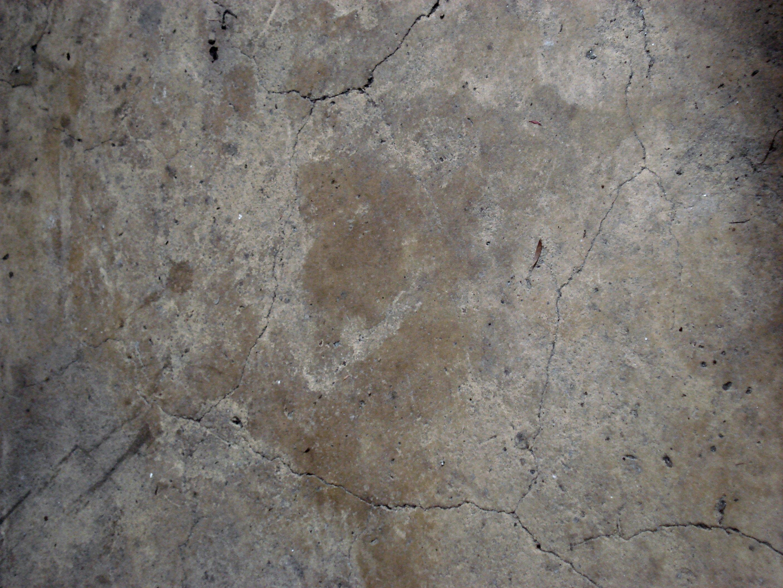 Concrete floor  barryvan