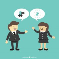 tricky conversation, personal consulting, managing conflict