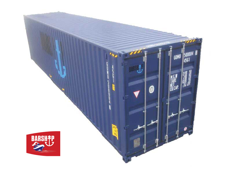 40 Feet HC Containers - Welcome to Barship