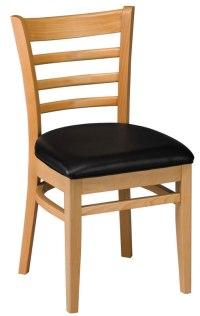 Custom Ladder Back Chair