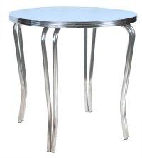 Round Retro Kitchen Table | 1950s Kitchen Table
