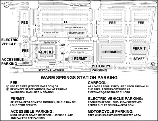 Warm Springs Station Electric Vehicle Charging Pilot