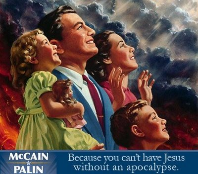 McCain-Palin  Promise Apocalypse