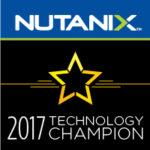 2017 Nutanix Technology Champion