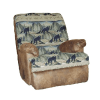 Western Recliner-Pinto-BenSand Custom Old West Furniture