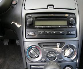 Multimedia NAVIDVDTV, inni producenci, Nawigacja dedykowana do Toyota RAV4 20002006 inne 200mm