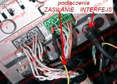 2004 Volvo V70 Wiring Diagram Interfejsy Adaptory Adaptery Aux In Wejście Audio